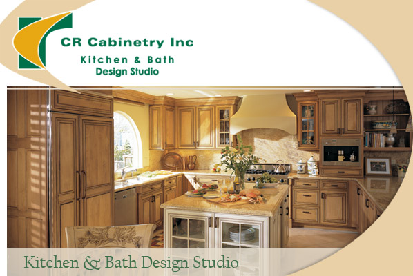 CR Cabinetry Kitchen and Bath Design Studio